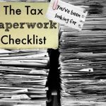 Ann Hartz's Tax Paperwork Checklist