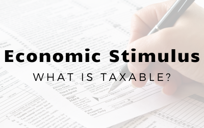 Which Stimulus Payments Are Taxable (and Which Aren't) For Des Moines Taxpayers